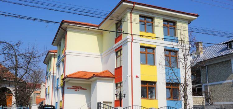 Construirea Grădiniței nr. 2 – str. Nicolae Bălcescu