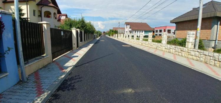 Reabilitare și modernizare Strada Poieni