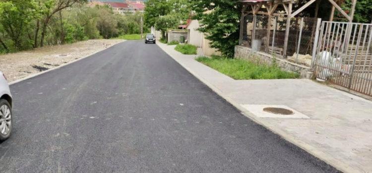 Reabilitare și modernizare Strada Pajistei
