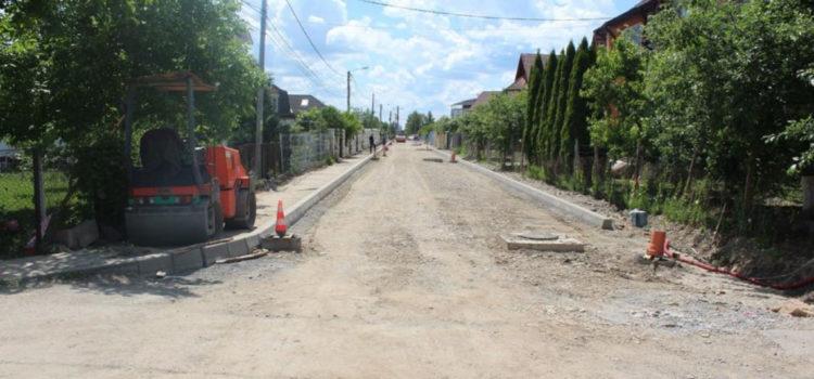Reabilitare și modernizare Strada Grigore Moisil