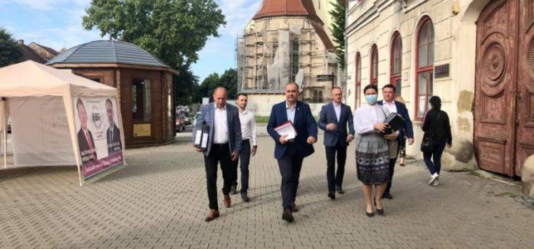 Oficial, în cursă: Cristian Niculae și-a depus candidatura pentru funcția de primar al orașului