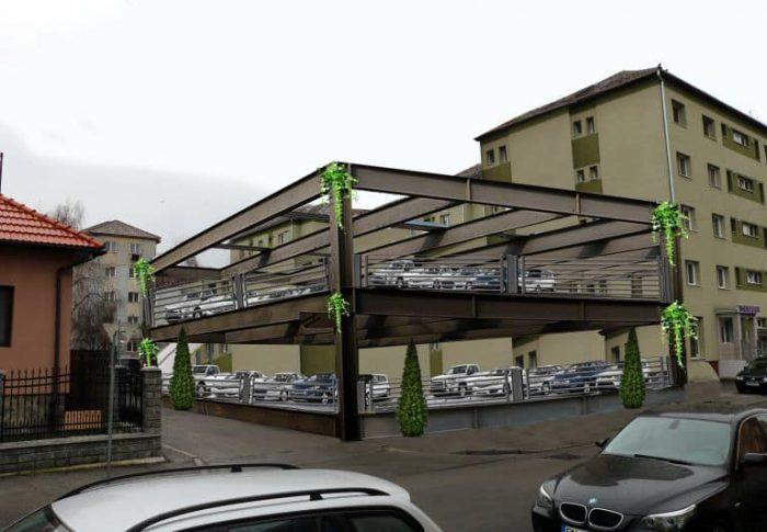 Vom realiza peste 400 locuri de parcare în cartierele orașului.