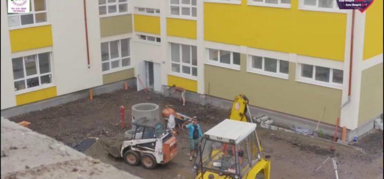 Modernizare Școala Generală Nr. 4 (VIDEO)