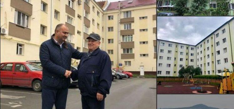 Cristian Niculae: Bistrița, campioană la reabilitarea termică a blocurilor! Voi continua acest proiect ambițios
