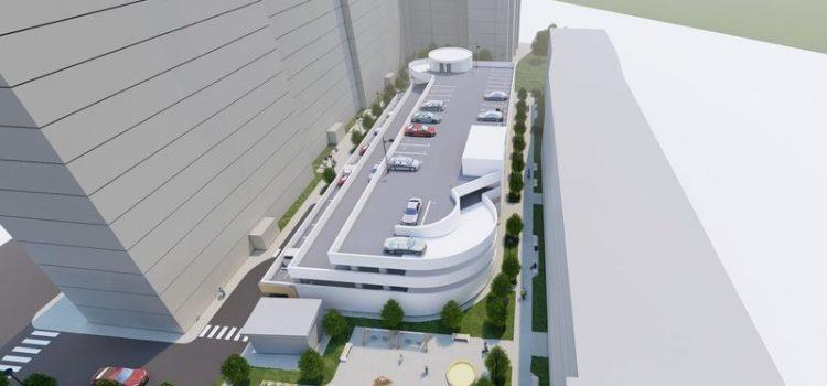Cristian Niculae: Am demarat proiectul de amenajare a unei parcări etajate în zona Han